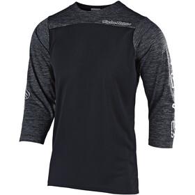 Troy Lee Designs Ruckus 3/4 Jersey Men block/black/heather black